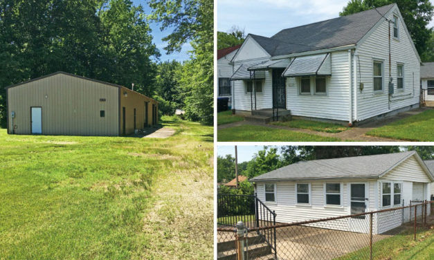 Two Real Estate Auctions! – Tues., July 20